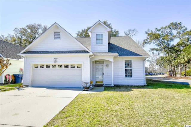 2745 South Key Largo Circle, Myrtle Beach, SC 29577 (MLS #1905349) :: Jerry Pinkas Real Estate Experts, Inc