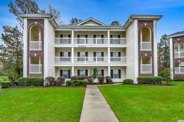 1208 River Oaks Dr. 24A, Myrtle Beach, SC 29579 (MLS #1905371) :: James W. Smith Real Estate Co.