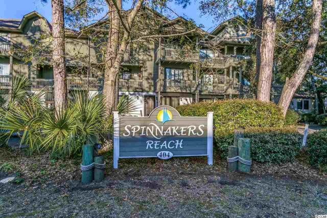 404 N 72nd Ave. N #207, Myrtle Beach, SC 29572 (MLS #1905376) :: The Lachicotte Company