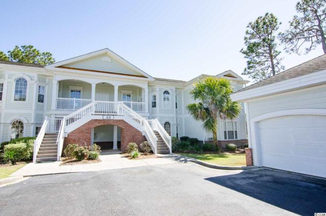 53 Nut Hatch Ln. #102, Pawleys Island, SC 29585 (MLS #1905411) :: Jerry Pinkas Real Estate Experts, Inc