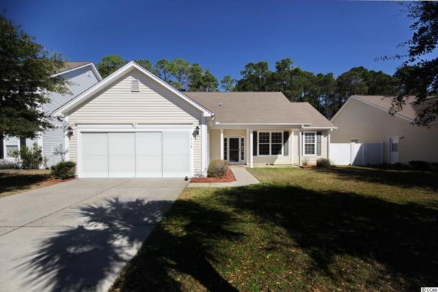 2158 Seneca Ridge Dr., Myrtle Beach, SC 29579 (MLS #1905422) :: The Litchfield Company
