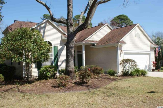 127 Tradition Club Dr., Pawleys Island, SC 29585 (MLS #1905428) :: The Lachicotte Company