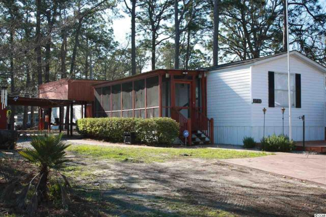 2732 Libra Dr., Myrtle Beach, SC 29575 (MLS #1905429) :: The Greg Sisson Team with RE/MAX First Choice