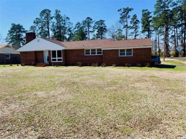 1323 Snowhill Dr., Conway, SC 29526 (MLS #1905440) :: The Litchfield Company