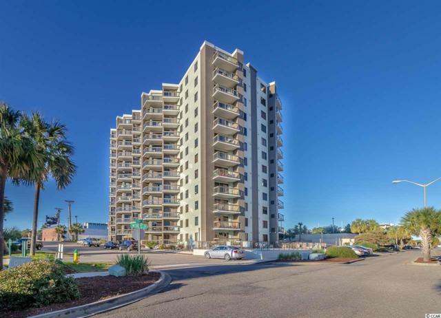 400 N 20th Ave. N #805, Myrtle Beach, SC 29577 (MLS #1905445) :: The Hoffman Group