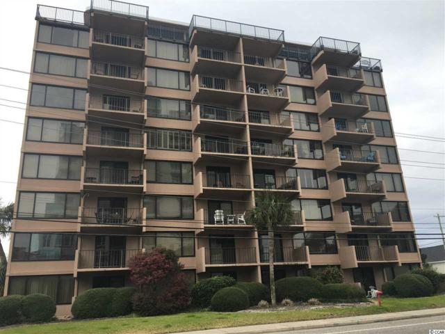 7603 N Ocean Blvd. 5F, Myrtle Beach, SC 29572 (MLS #1905533) :: The Hoffman Group
