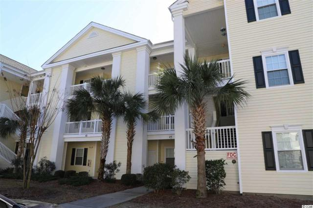 601 Hillside Dr. N #4323, North Myrtle Beach, SC 29582 (MLS #1905541) :: The Greg Sisson Team with RE/MAX First Choice