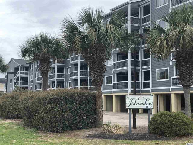 812 S Ocean Blvd. G-2, Surfside Beach, SC 29575 (MLS #1905556) :: James W. Smith Real Estate Co.