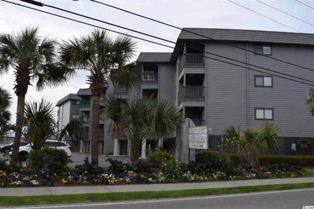 6000 N Ocean Blvd. #209, North Myrtle Beach, SC 29582 (MLS #1905596) :: The Hoffman Group