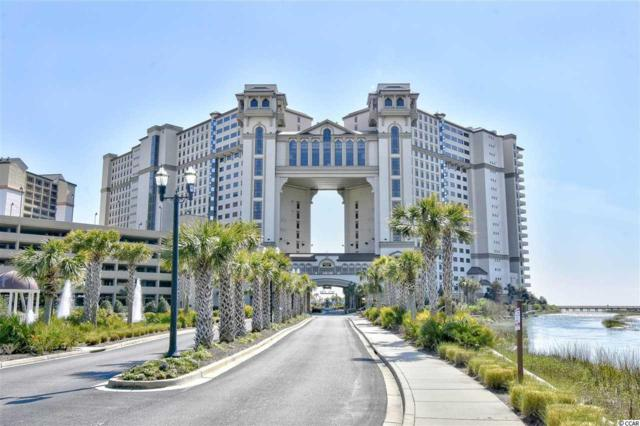 100 North Beach Blvd. #1104, North Myrtle Beach, SC 29582 (MLS #1905607) :: Sloan Realty Group