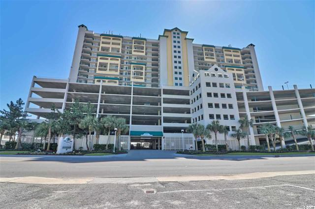 201 S Ocean Blvd. #1202, North Myrtle Beach, SC 29582 (MLS #1905608) :: The Greg Sisson Team with RE/MAX First Choice