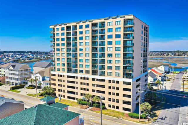 4103 N Ocean Blvd. #306, North Myrtle Beach, SC 29582 (MLS #1905622) :: The Litchfield Company