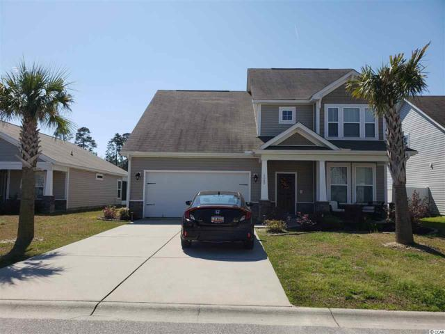 1162 Bethpage Dr., Myrtle Beach, SC 29579 (MLS #1905632) :: The Litchfield Company