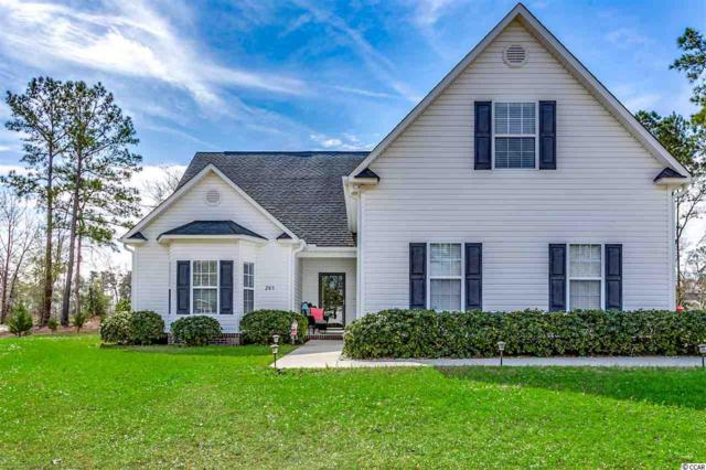 203 Floyd Page Rd., Aynor, SC 29544 (MLS #1905660) :: The Hoffman Group