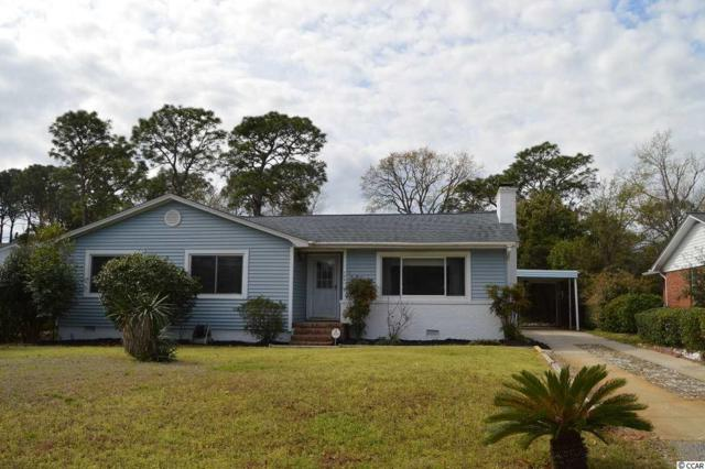 709 Yucca Ave., Myrtle Beach, SC 29577 (MLS #1905679) :: The Litchfield Company