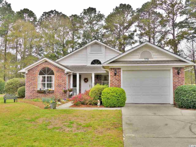 179 Mackinley Circle, Pawleys Island, SC 29585 (MLS #1905694) :: The Hoffman Group