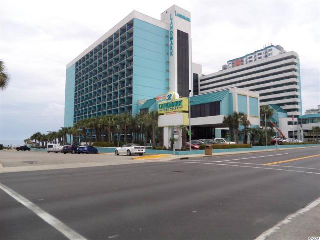 1501 S Ocean Blvd. #1540, Myrtle Beach, SC 29577 (MLS #1905716) :: The Hoffman Group