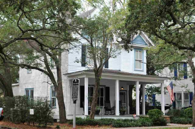 619 Prince St., Georgetown, SC 29440 (MLS #1905718) :: The Hoffman Group