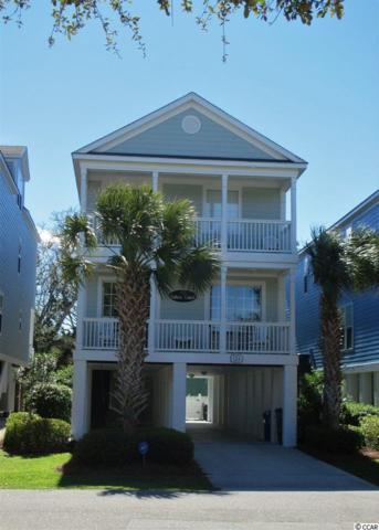 121 N 14th Ave, Surfside Beach, SC 29575 (MLS #1905720) :: The Litchfield Company
