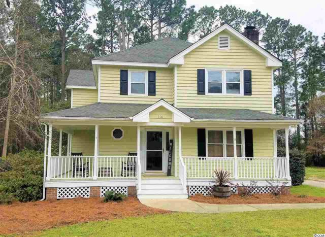 116 Great Lakes Rd., Pawleys Island, SC 29585 (MLS #1905726) :: The Greg Sisson Team with RE/MAX First Choice