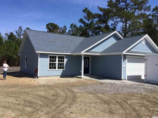 2866 Hardee Ave., Loris, SC 29569 (MLS #1905740) :: Jerry Pinkas Real Estate Experts, Inc