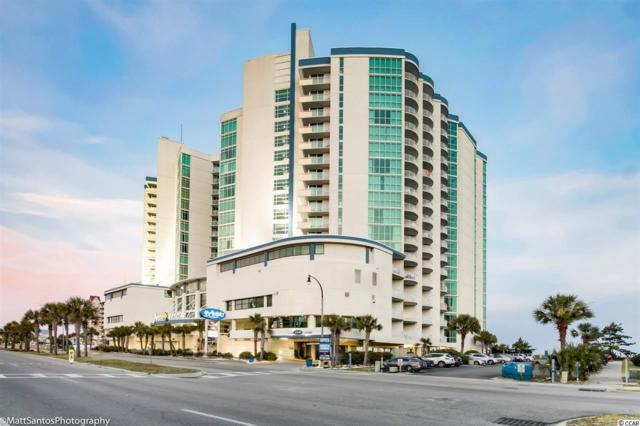 300 N Ocean Blvd. #1222, North Myrtle Beach, SC 29582 (MLS #1905748) :: Garden City Realty, Inc.
