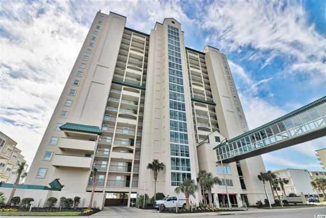 3805 S Ocean Blvd. #802, North Myrtle Beach, SC 29582 (MLS #1905758) :: The Hoffman Group