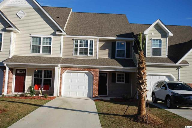 722 Riverward Dr. #722, Myrtle Beach, SC 29588 (MLS #1905767) :: James W. Smith Real Estate Co.