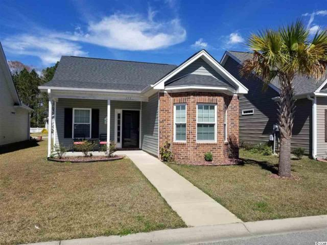 111 Palm Cove Circle, Myrtle Beach, SC 29588 (MLS #1905773) :: The Hoffman Group