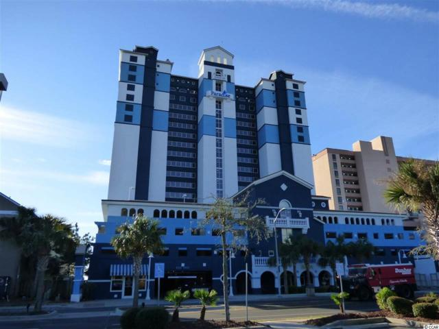 2201 S Ocean Blvd. #1606, Myrtle Beach, SC 29577 (MLS #1905788) :: Hawkeye Realty