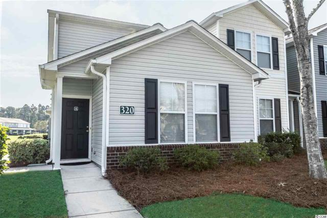 320 Kiskadee Loop 320-A, Conway, SC 29526 (MLS #1905795) :: The Hoffman Group