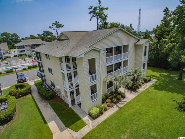 204 Landing Rd. 204 D, North Myrtle Beach, SC 29582 (MLS #1905822) :: The Litchfield Company