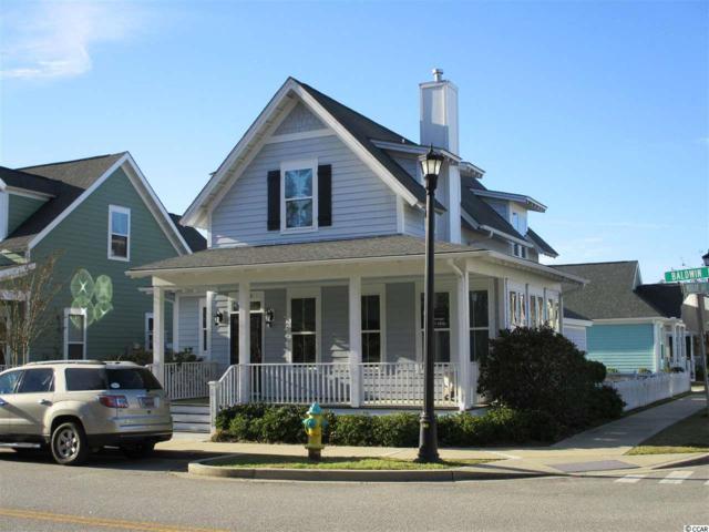 3440 Baldwin Ln., Myrtle Beach, SC 29577 (MLS #1905835) :: Garden City Realty, Inc.