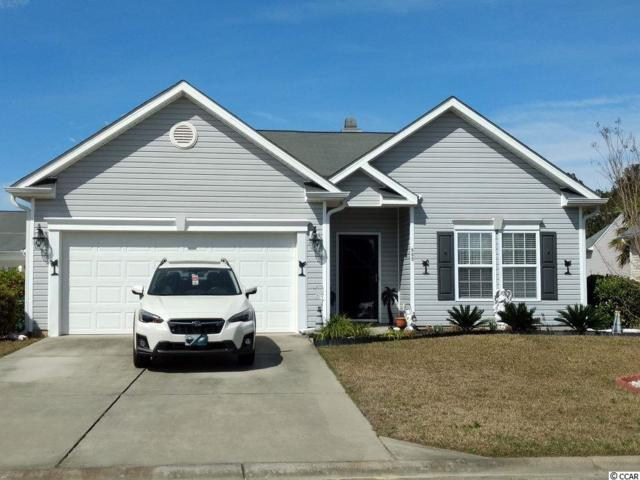 605 Menlo Park Ln., Myrtle Beach, SC 29588 (MLS #1905848) :: The Hoffman Group