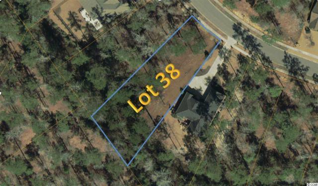 821 Jeter Ln., Myrtle Beach, SC 29588 (MLS #1905858) :: The Litchfield Company