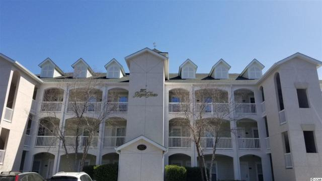 1025 World Tour Blvd. #201, Myrtle Beach, SC 29579 (MLS #1905875) :: The Lachicotte Company
