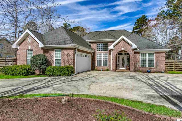 305 Muirfield Rd., Myrtle Beach, SC 29588 (MLS #1905891) :: The Lachicotte Company