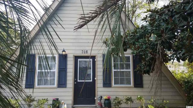 316 13th Ave. S, Surfside Beach, SC 29575 (MLS #1905895) :: The Greg Sisson Team with RE/MAX First Choice
