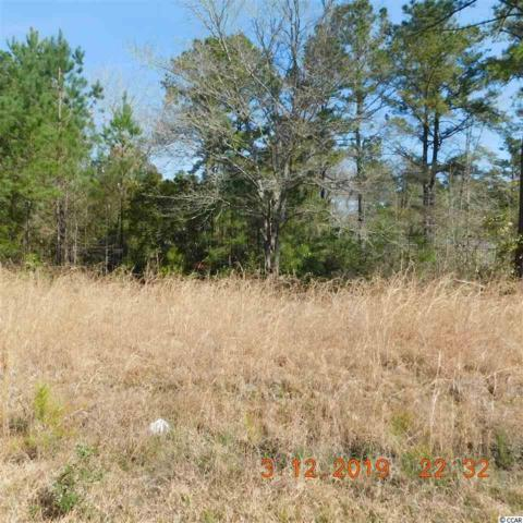 Lot 28 Misty Morning Dr., Conway, SC 29527 (MLS #1905926) :: The Litchfield Company