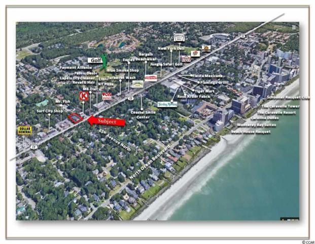 6429 N Kings Hwy., Myrtle Beach, SC 29572 (MLS #1905935) :: The Lachicotte Company