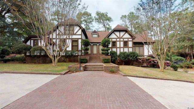 1109 Pine Lake Dr., Hartsville, SC 29550 (MLS #1905944) :: The Hoffman Group