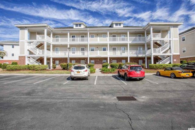 604 Heathrow Dr. #1101, Myrtle Beach, SC 29579 (MLS #1905957) :: James W. Smith Real Estate Co.