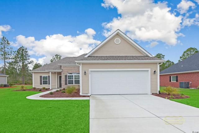 469 Hillsborough Dr., Conway, SC 29526 (MLS #1906002) :: The Hoffman Group