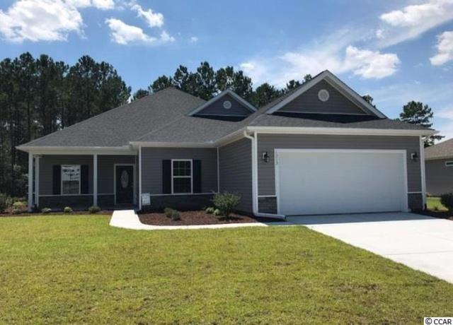 437 Hillsborough Dr., Conway, SC 29526 (MLS #1906008) :: The Hoffman Group