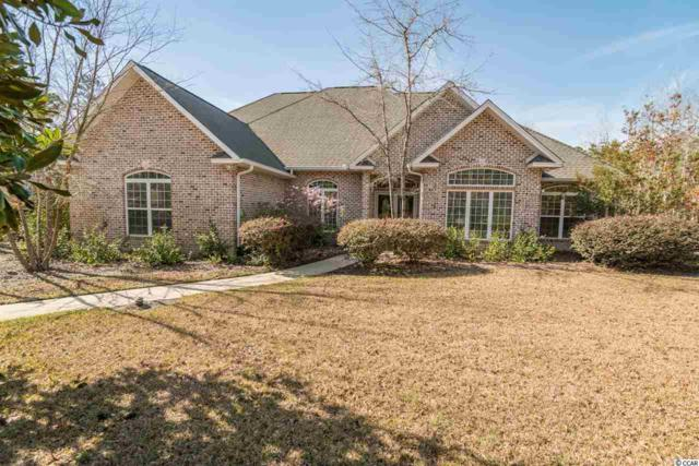 300 Windsor Dr., Georgetown, SC 29440 (MLS #1906052) :: The Lachicotte Company