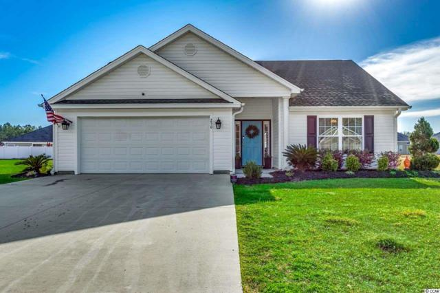 250 Macarthur Dr., Conway, SC 29527 (MLS #1906056) :: The Hoffman Group