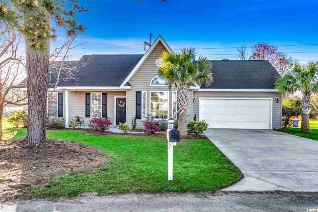 4870 Right End Ct., Myrtle Beach, SC 29579 (MLS #1906074) :: The Litchfield Company