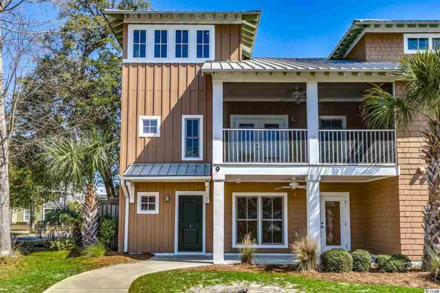 9 Lumbee Circle #1, Pawleys Island, SC 29585 (MLS #1906075) :: The Lachicotte Company