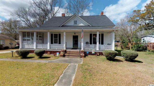 105 N Withlacoochee Ave., Marion, SC 29571 (MLS #1906098) :: The Hoffman Group