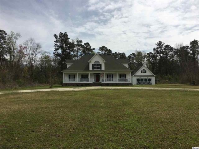 308 Parker Rd., Johnsonville, SC 29555 (MLS #1906103) :: The Hoffman Group